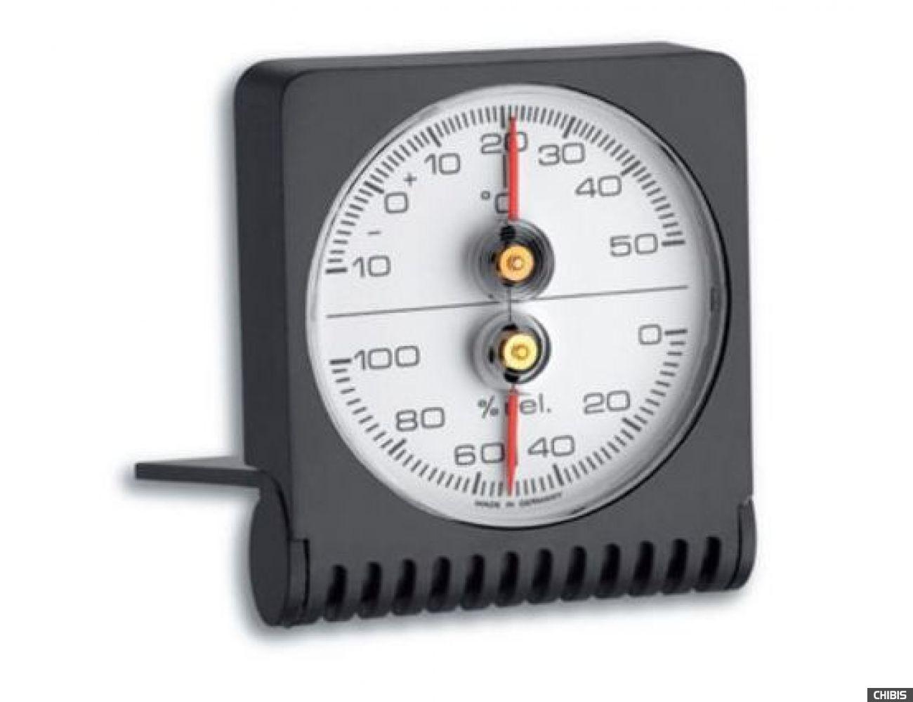 Термогигрометр TFA (452018), 63х56 мм