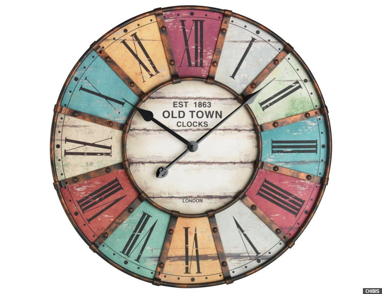 Часы настенные TFA 603021 Vintage