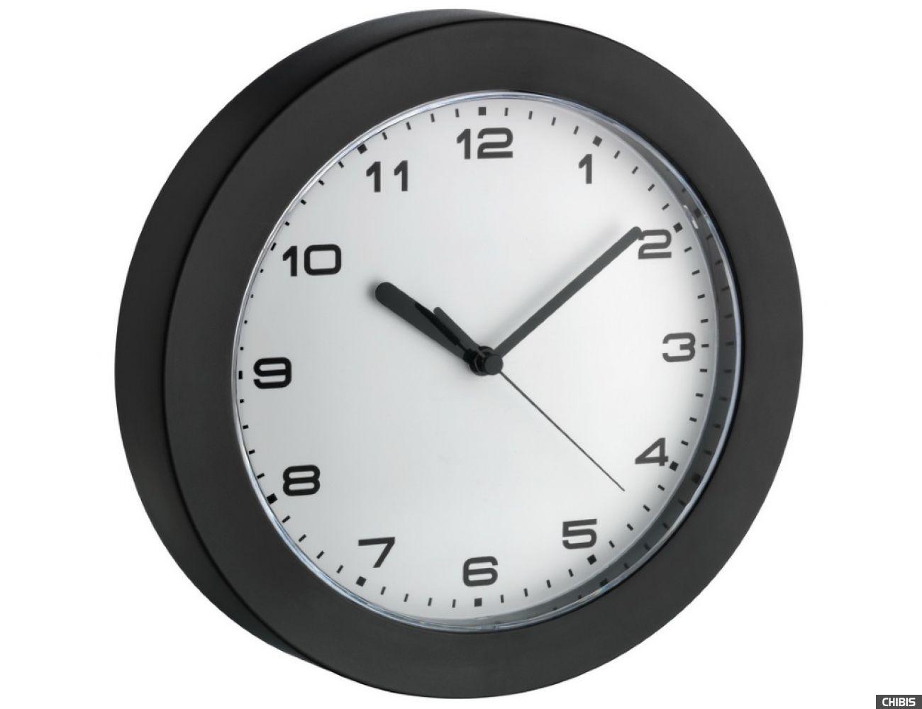 Часы настенные TFA 60302201 черные
