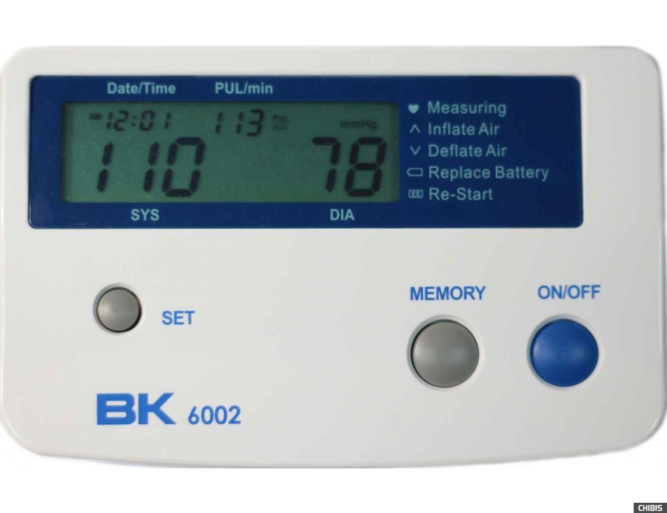 Тонометр BK 6002 автоматический на плече