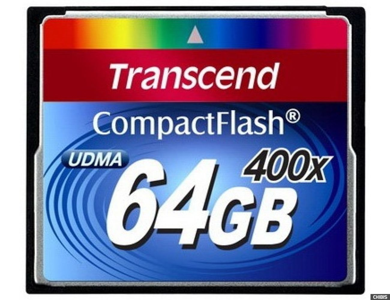 Карта памяти Transcend Compact Flash 400x 64Gb