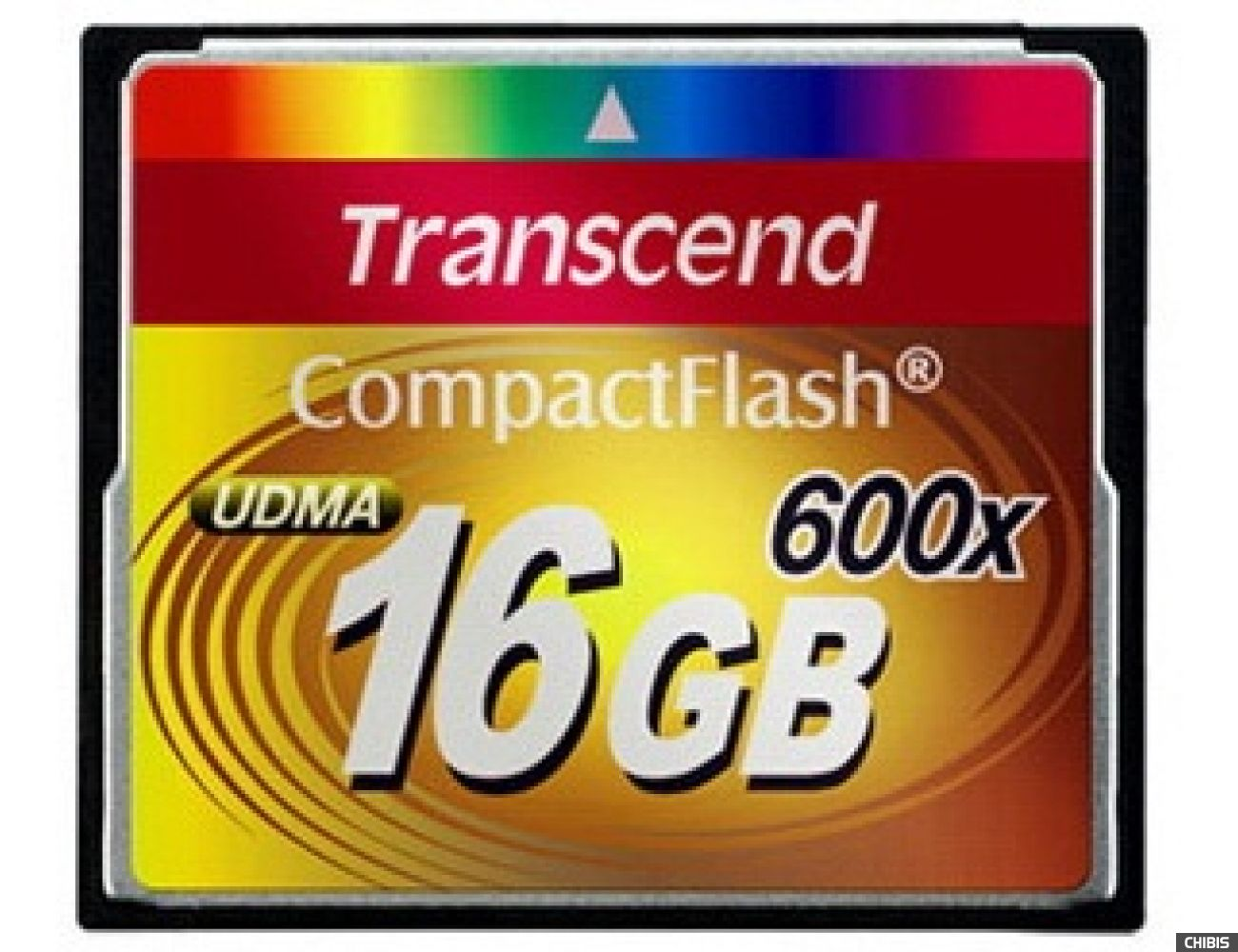 Карта памяти Transcend Compact Flash 600x 16Gb