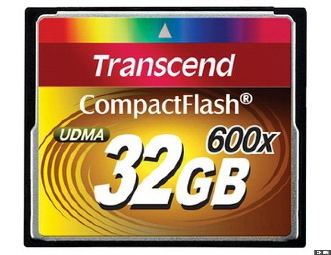 Карта памяти Transcend Compact Flash 600x 32Gb
