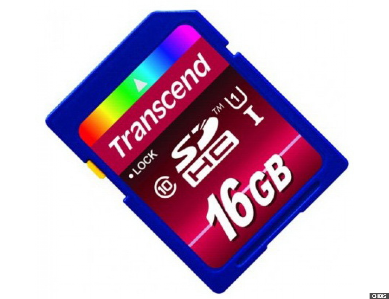 Карта памяти Transcend SDHC Class 10 16Gb Ultra High Speed 1