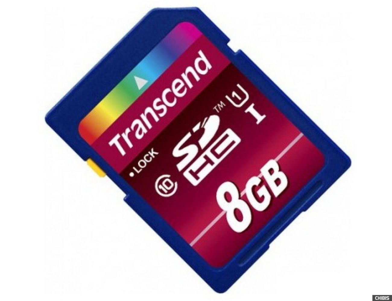 Карта памяти Transcend SDHC Class 10 8Gb Ultra High Speed 1
