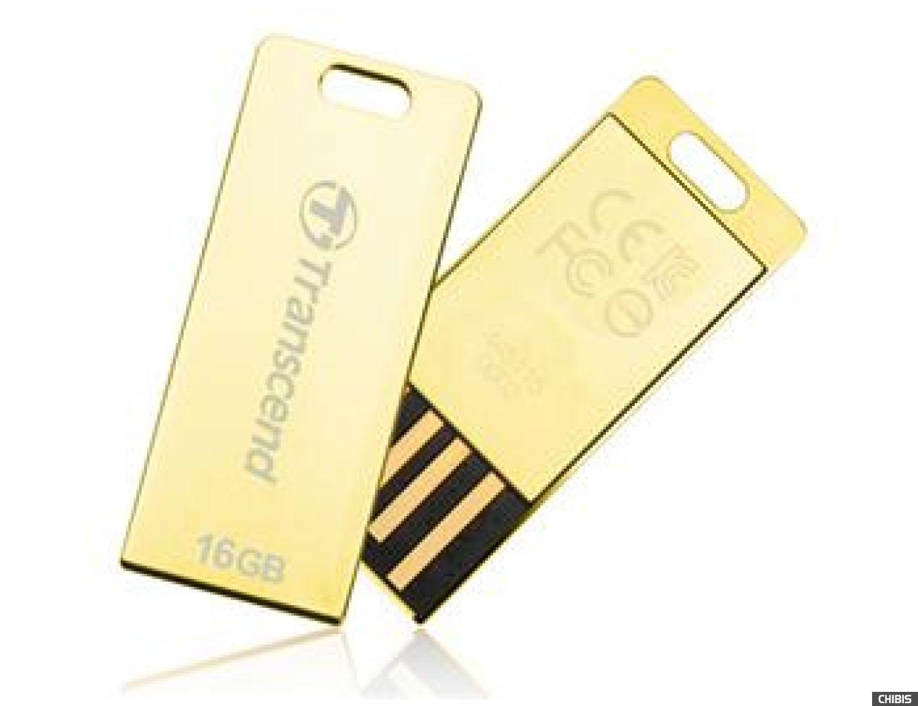 Флеш накопитель USB TRANSCEND JetFlash T3G 32GB