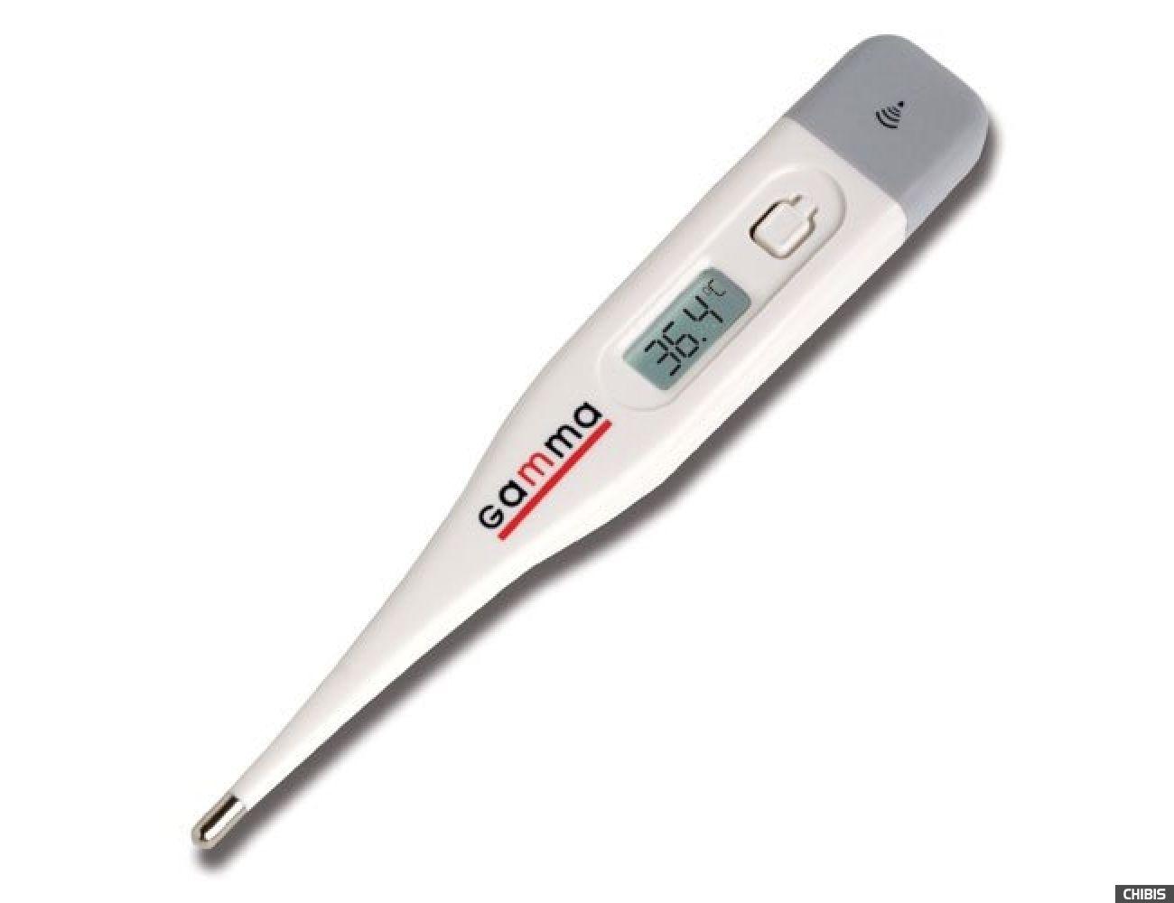 Термометр медицинский Gamma T 50