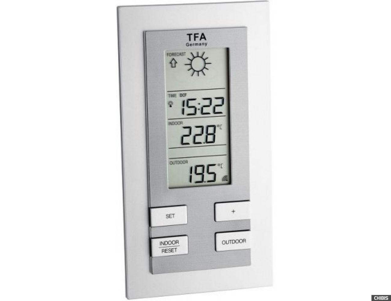 """Метеостанция TFA """"Quantia"""" (351117.IT)"""