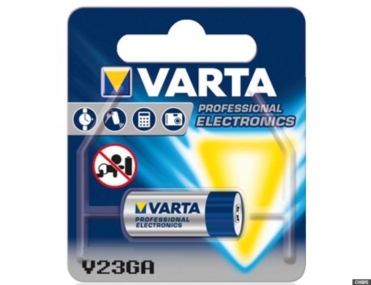 Батарейка V23GA Varta 12V Alkaline 1 шт.