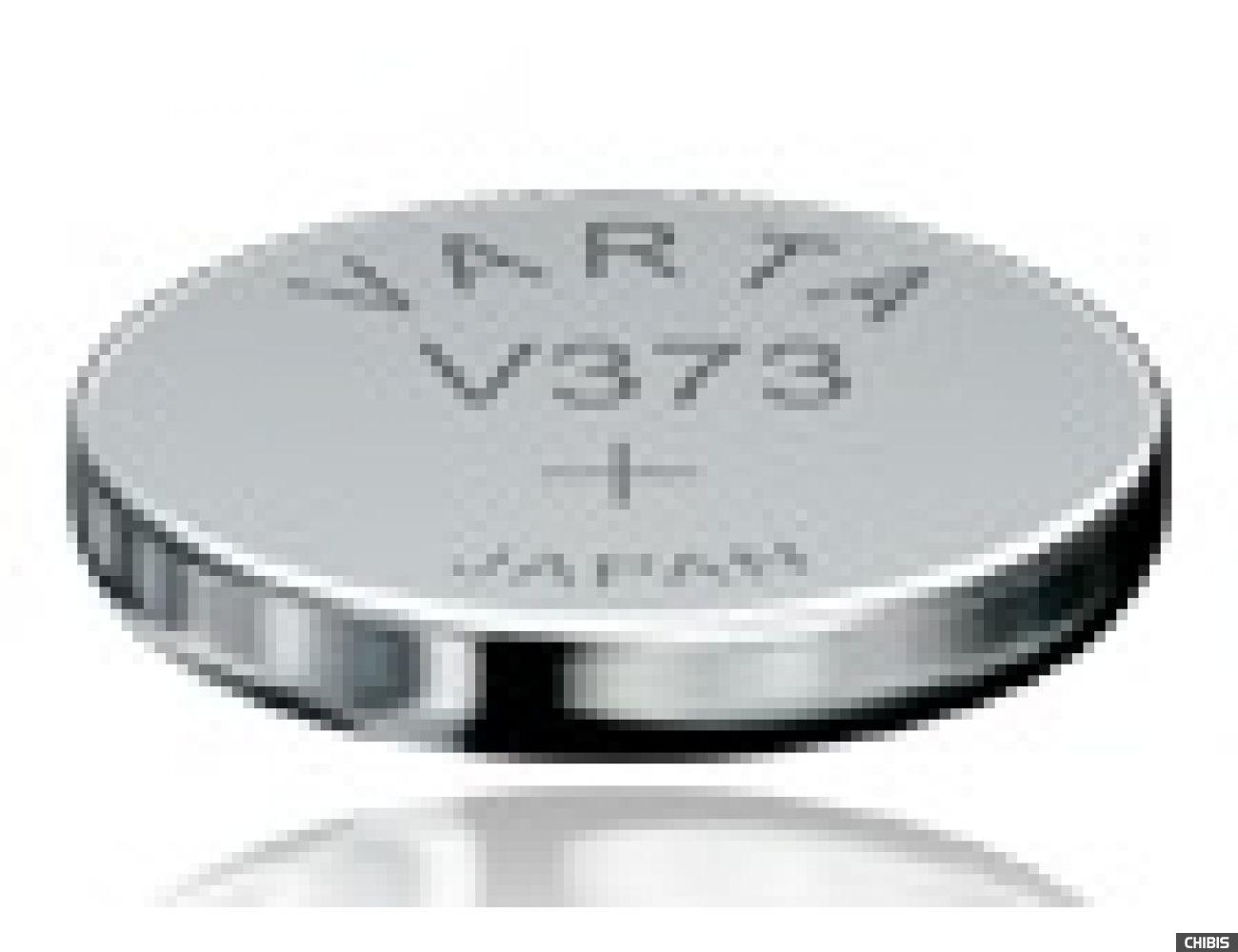 Батарейка Varta V373 (SR68, SR 916) 1.55V Оксид Серебра