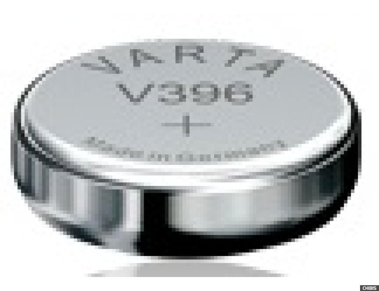 Батарейка Varta V396 (SR59, 25 mAh, 1,55V) 396101111
