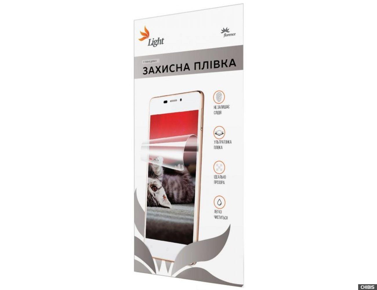 """Защитная пленка Florence LIGHT универсальная для смартфонов 6"""" сетка"""