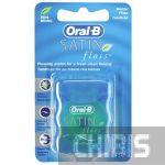 Нитка для зубов Oral-B Satin Floss 25 м. (5010622018258)