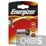 Батарейка 123 Energizer 3В Литиевая 1шт.