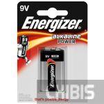 Батарейка Крона Energizer 6LR61 Alkaline Power 9V 1шт.