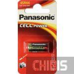 Батарейка 4SR44 Panasonic 6.2V Silver Oxide 4SR-44EL/1B блистер 1/1 шт. 4LR44