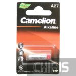 Батарейка A27 Camelion 12V Щелочная 1 шт.
