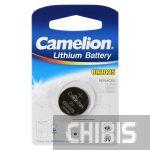 Батарейка Camelion 2025 3В Литиевая 1 шт.