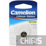 Батарейка 1220 Camelion Lithium 3В 1 шт.