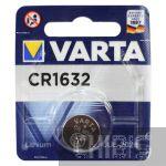 CR1632 батарейка 3V Varta