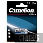 Батарейка  CR123A Camelion Lithium Photo 3V 1 шт.