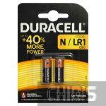 Батарейка N / LR1 Duracell Alkaline 1.5V 2/2 шт.