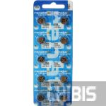 Батарейка для часов Renata SR936SW (394)  1.55V Silver 1/10 шт