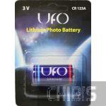 Батарейка CR123 Ufo 3 В Литиевая