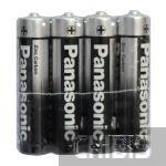 Батарейка ААА Panasonic General Purpose R03 1.5V Цинково-угольная 4/4 пленка.