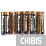 Батарейка ААА Panasonic Alkaline Power LR03 1.5V пленка 8/8 шт.