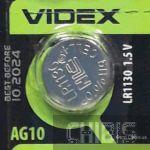 LR1130 Videx Alkaline 1.5V