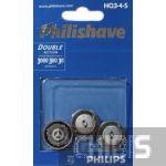 Сетка нож Philips HQ3-4-5 3 шт совместимые