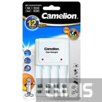 Зарядное устройство АА ААА Camelion BC-1010 на 2 или 4 аккумуляторные батарейки