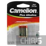 Батарейка Camelion LR1 блистер 1/2 шт