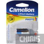 Батарейка  CR123A Camelion Lithium Photo 3V 1 шт.