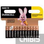 Duracell LR03 MN2400 Basic 1.5V Alkaline 12 шт.