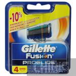 Gillette Fusion ProGlide лезвия для бритвы 4 шт 7702018085514