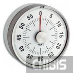Кухонный таймер TFA Puck 38102802 белый