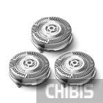Бритвенные головки Philips SH50/50 3 шт набор