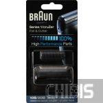 Сетка Braun 10B / 20B и режущий блок для 1000 Series, Series 1, FreeControl, Cruzer