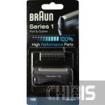 Сетка и режущий блок Braun 11B - Series 1 (5684761) 4210201629603