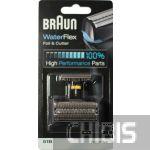 Сетка Braun 51B WaterFlex кассета 81453132