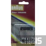 Сетка Braun 596 серии 1000/2000 серии Entry совместимая