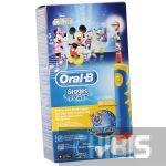 Электрическая зубная щетка Oral B Braun Stages Power D10.513