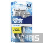 Станок Gillette Blue 3 Cool станок одноразовый 3 шт.