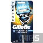Бритва Gillette Fusion ProShield FlexBall Chill c 1 кассетой 7702018412846