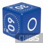 Бытовой таймер электронный TFA куб синий 38203606