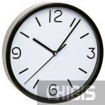 Часы настенные TFA 60303301 черные