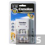 Зарядное устройство АА ААА Camelion BC-1010B + 2 AA 2100  / 2 AAA 800 mAh