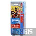 Электрическая щетка Oral B Stages Power D12.513.1K Incredibles 2 (Супер семейка 2)